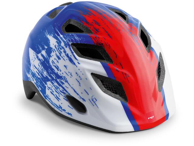 MET Elfo Helm blue red hero